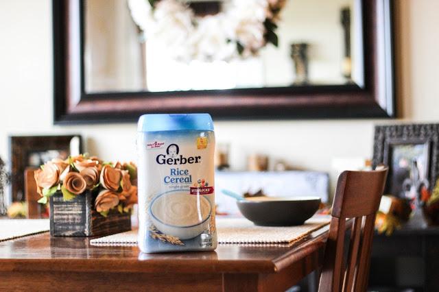Mom Life: Target & Gerber by popular Washington DC blogger Styled Blonde