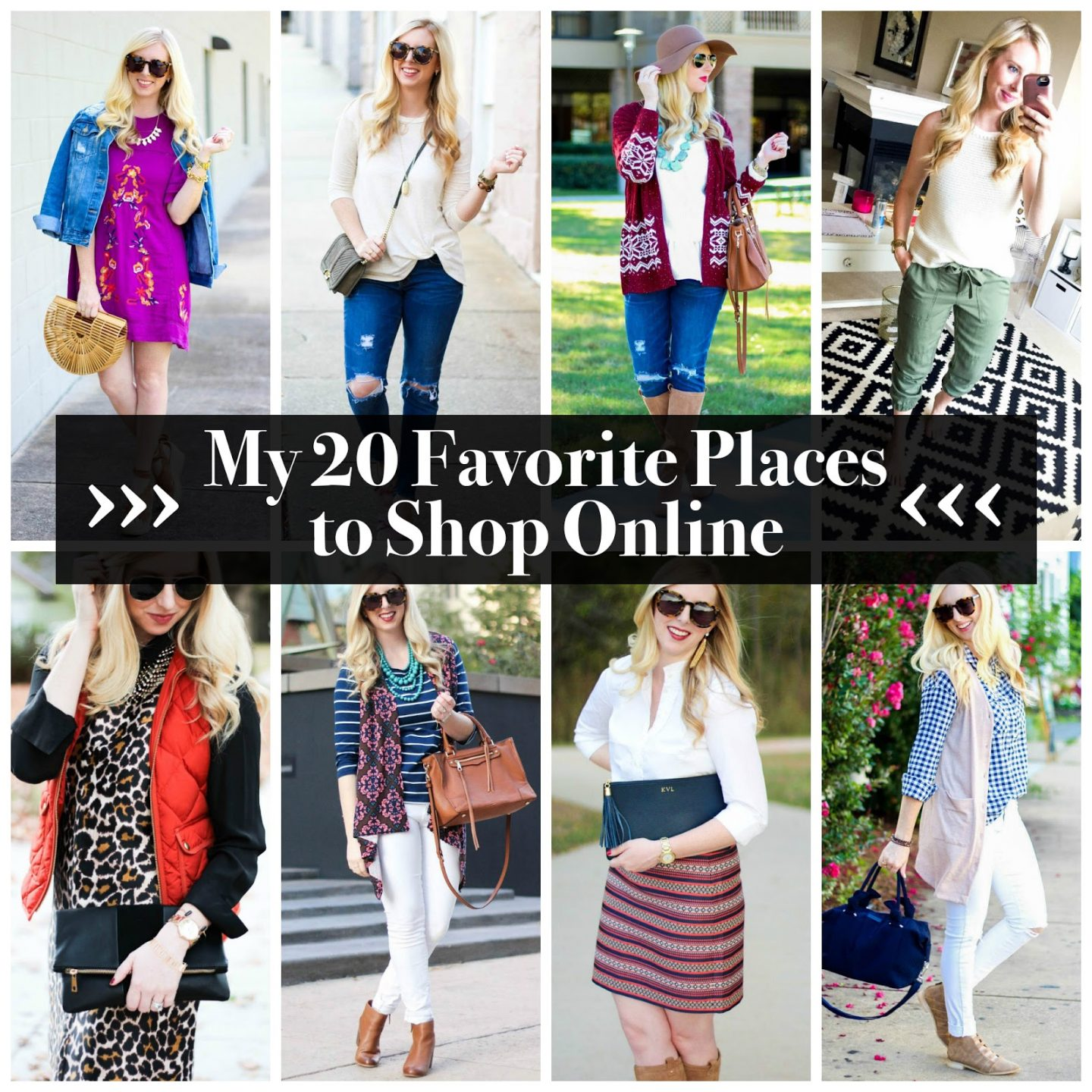my 20 favorite places to shop online styled blonde