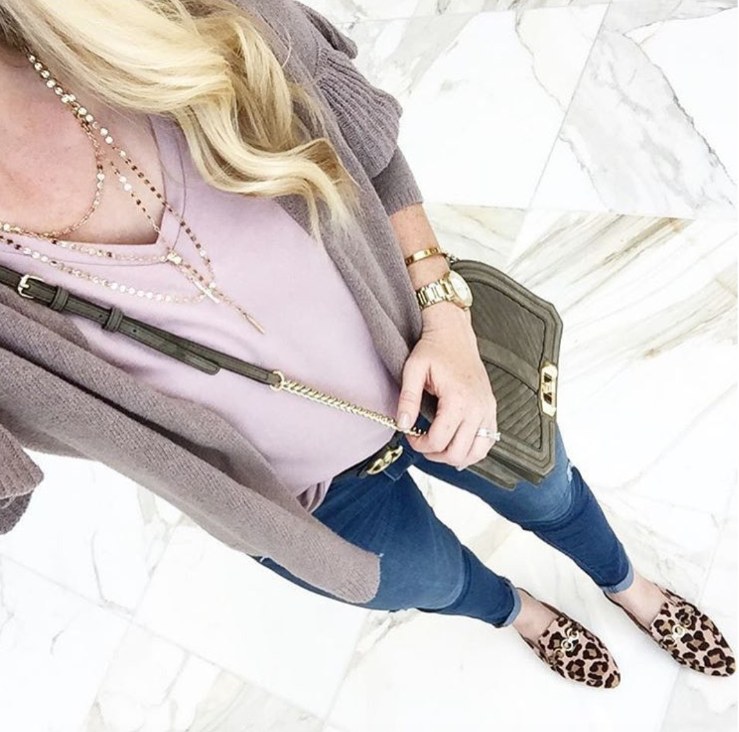 Instagram Fashion Highlights by Washington DC fashion blogger Styled Blonde