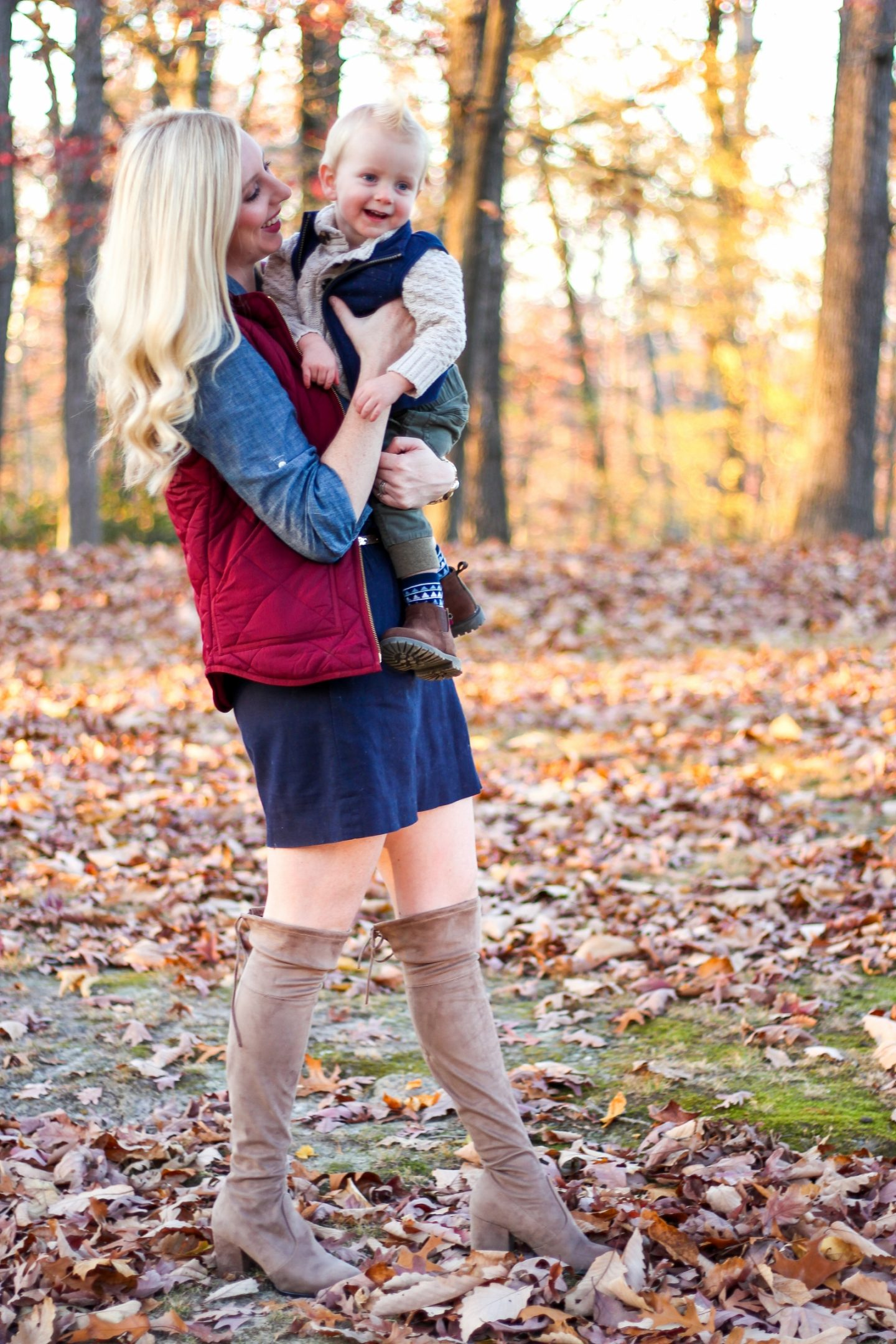 Taking Advantage of Family TIME by popular Washington DC blogger Styled Blonde