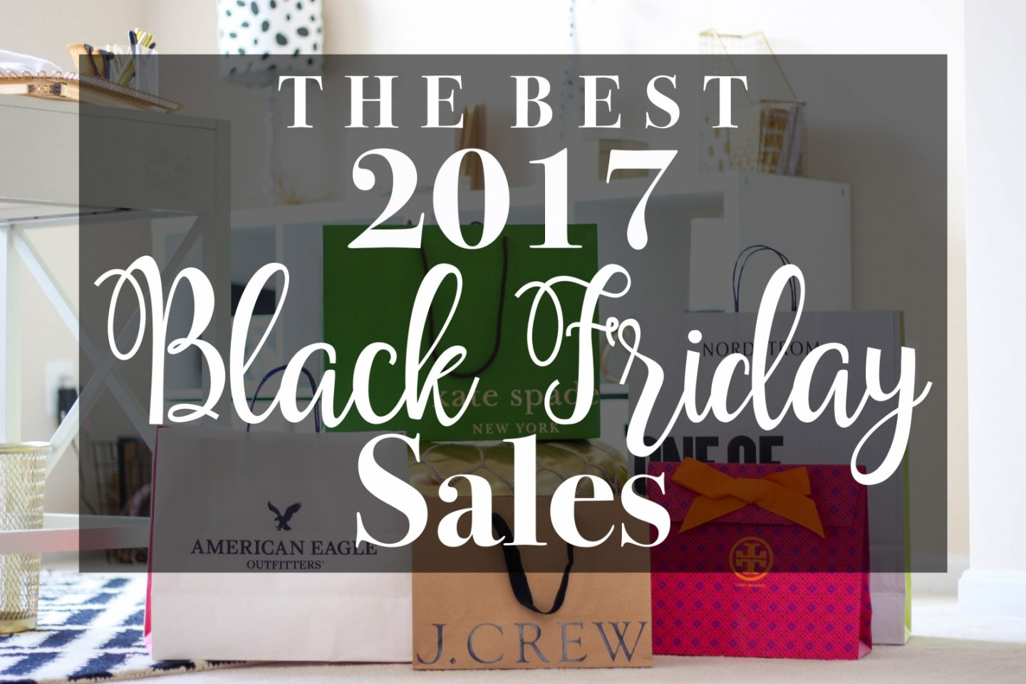 The 30 Best Black Friday Sales: Your Ultimate Black Friday Guide by Washington DC style blogger Styled Blonde
