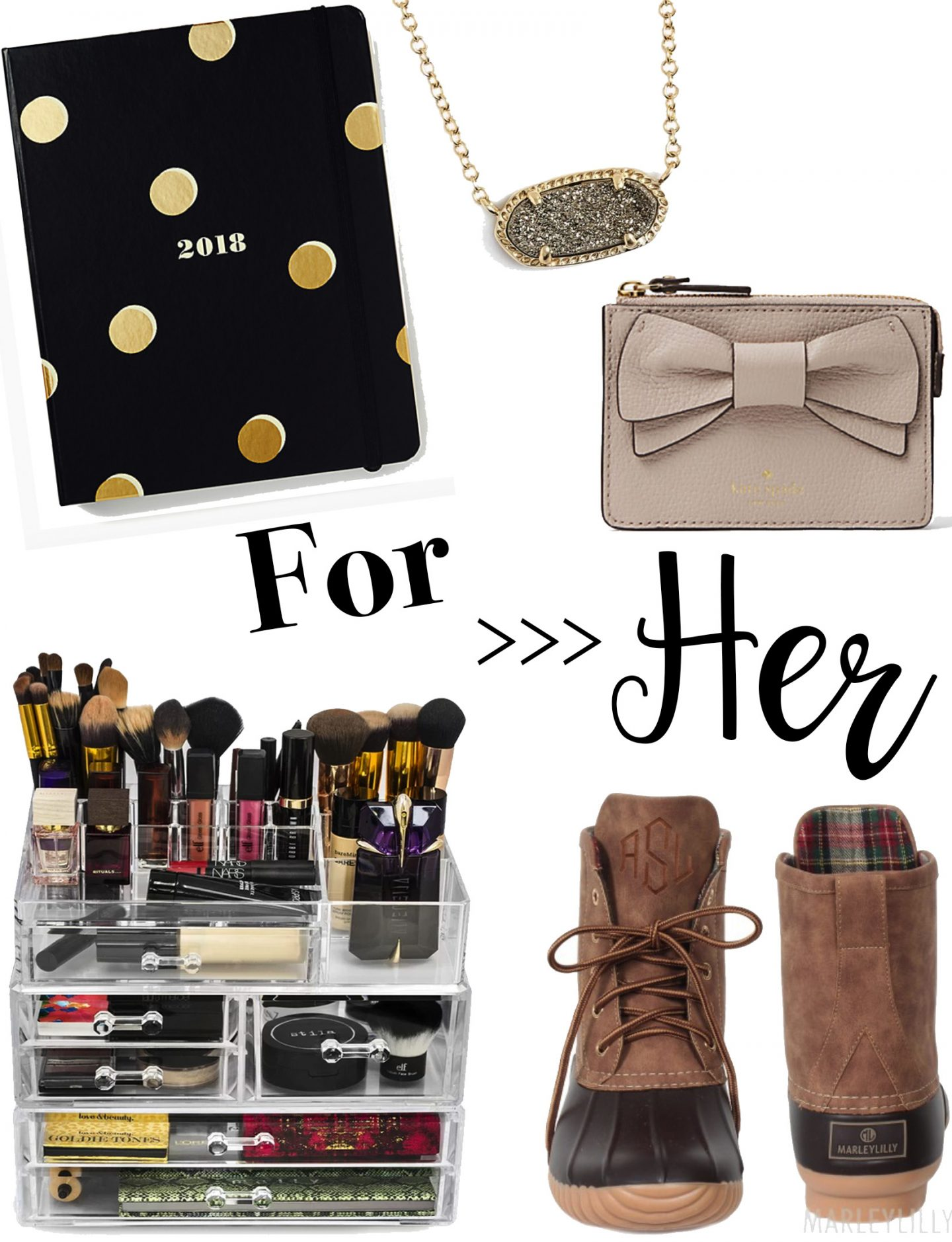 5 No-Fail Last Minute Gifts for Her, Him & Kids by Washington DC style blogger Styled Blonde